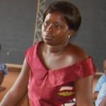 AYADOKUN Lysette Marthe, enseignante au primaire