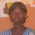 Ayaba H. Olga GNAVO, enseignante à la maternelle