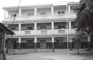 Centre des sourds et entendants du Bénin