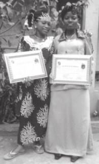 Deux sourdes obtiennent leur diplôme de fin d'apprentissage