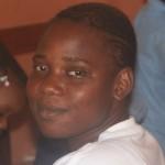 HEVIEFO Christine, enseignante sourde à la maternelle