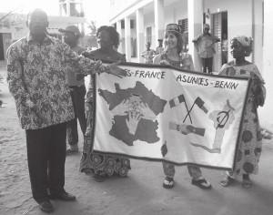 Le Partenariat ASUNOES France et ASUNOES Bénin se porte bien