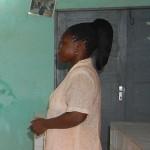 OKPEICHA-GNANVI Paulette, professeur d'anglais