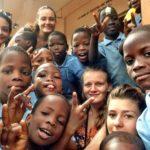 L'aventure de quatre jeunes filles françaises au CAEIS de Louho