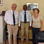 Missionà Bruxelles de Raymond Sekpon du 16 au 23 juin 2017